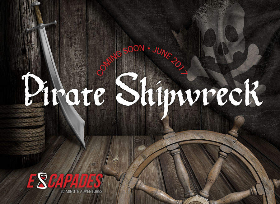 Pirate Escape Room Sioux Falls SD