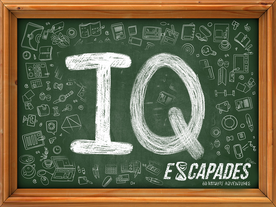 IQ and escpae rooms