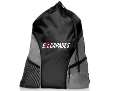 Escapades Escape Rooms Kids backpack birthday gift for party Sioux Falls SD.jpg