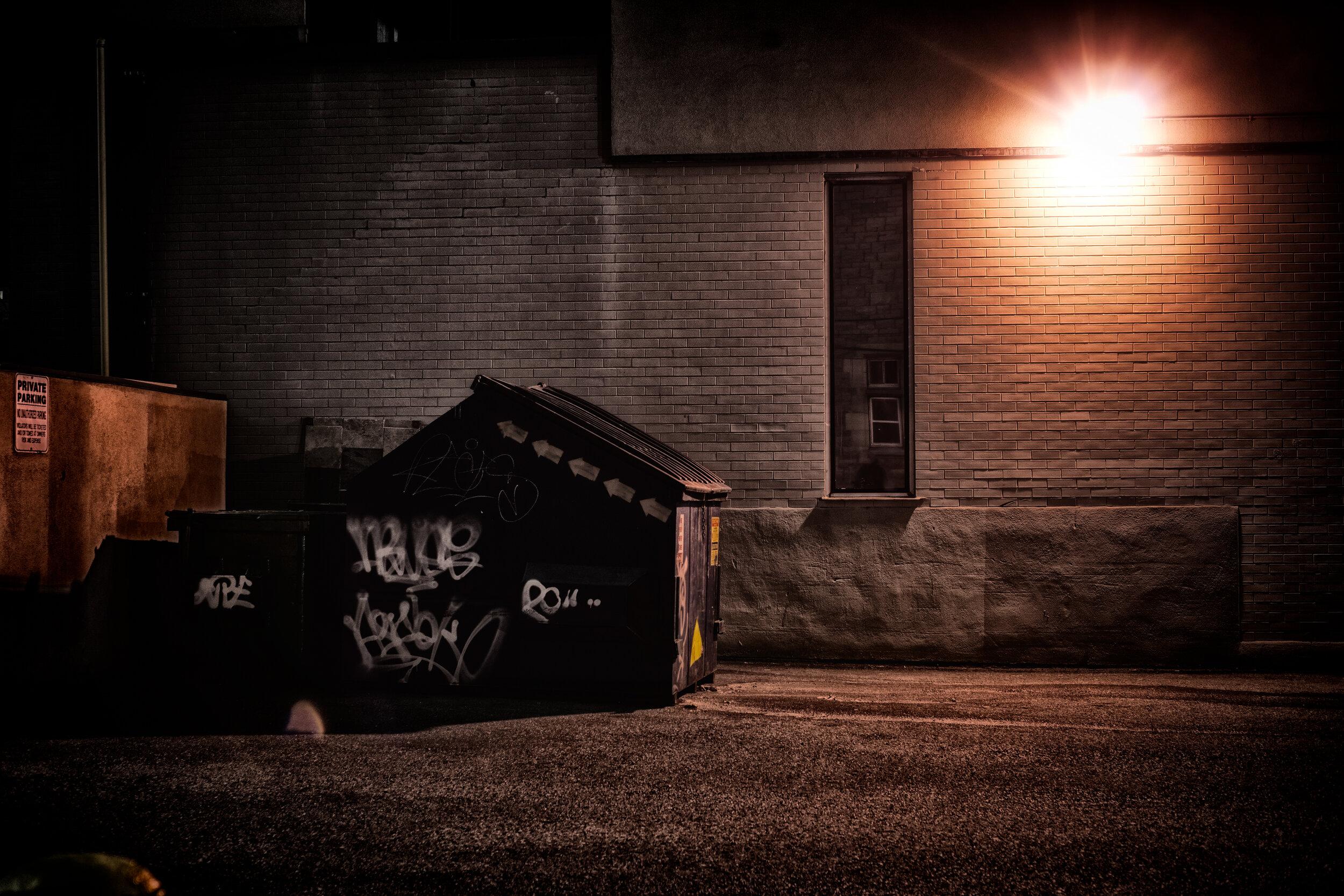 Dark Alley Smash Rage Room Sioux Falls SD