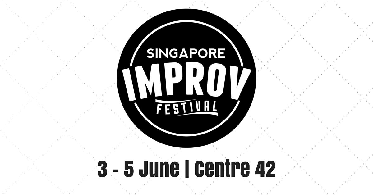 Singapore Improv Festival logo