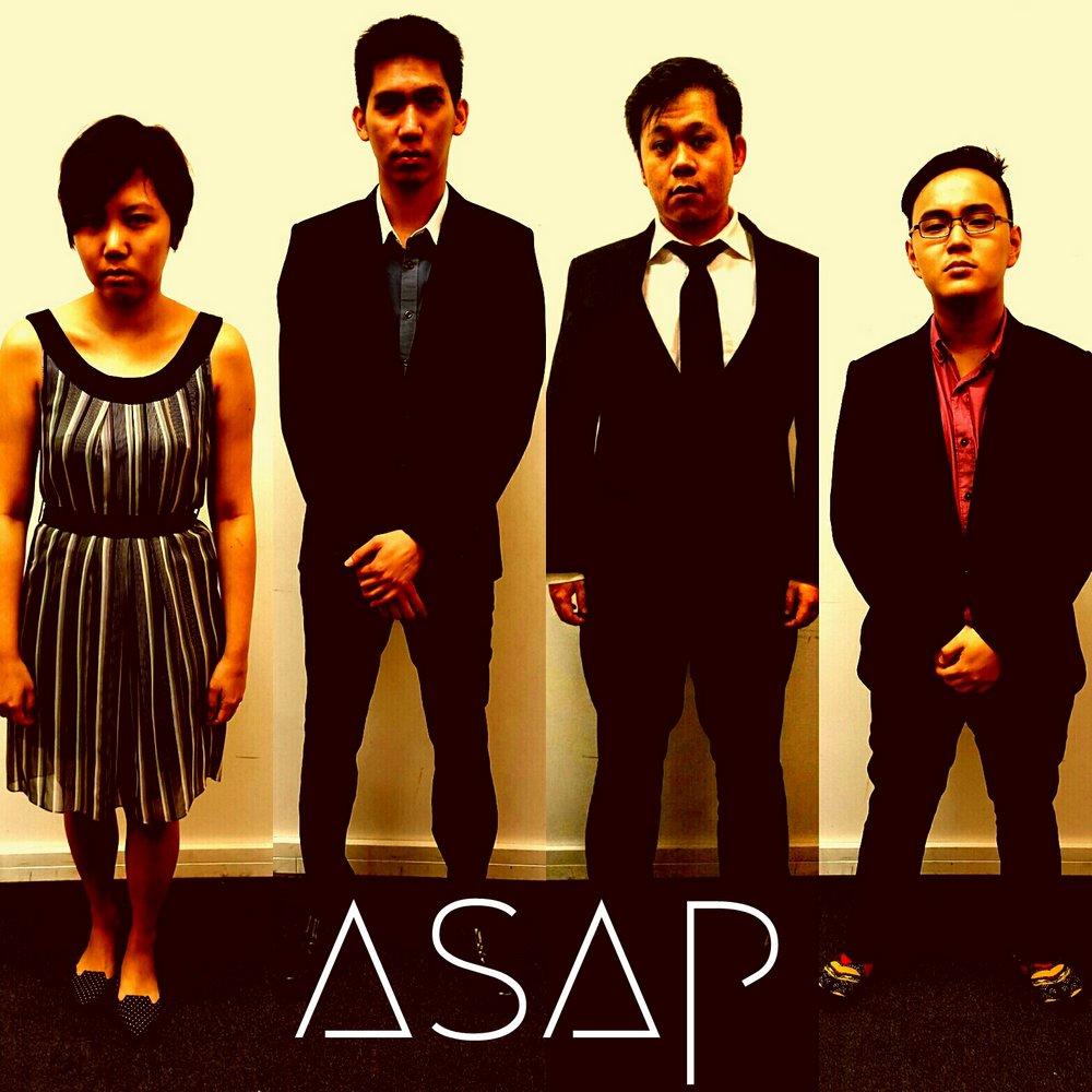 ASAP at Singapore Improv Festival