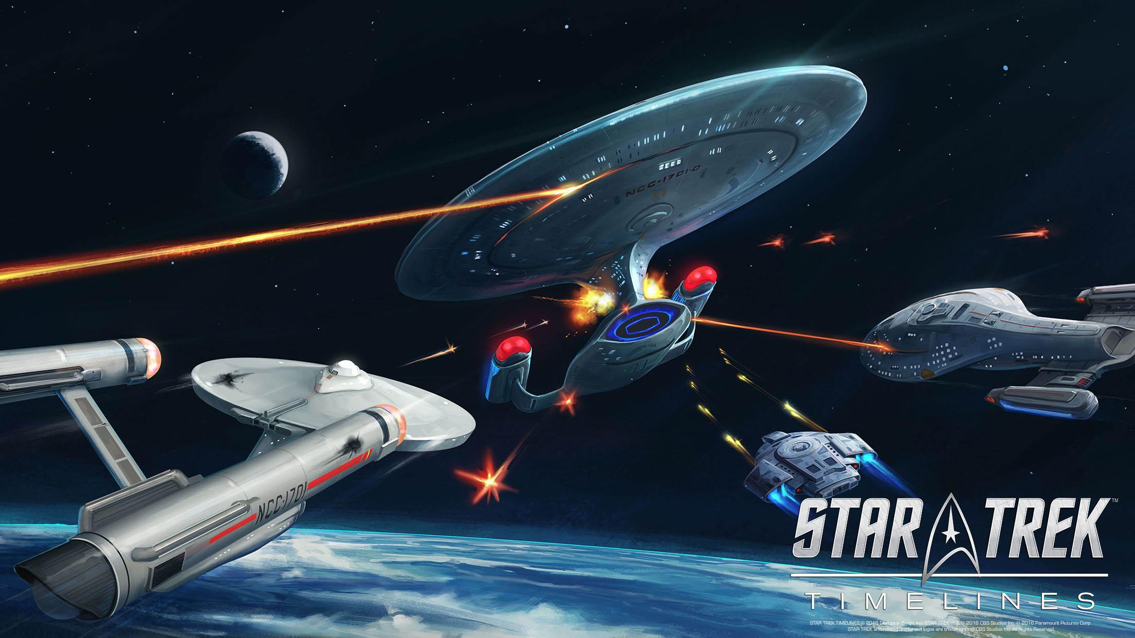Ship Battle (Widescreen/16:9)