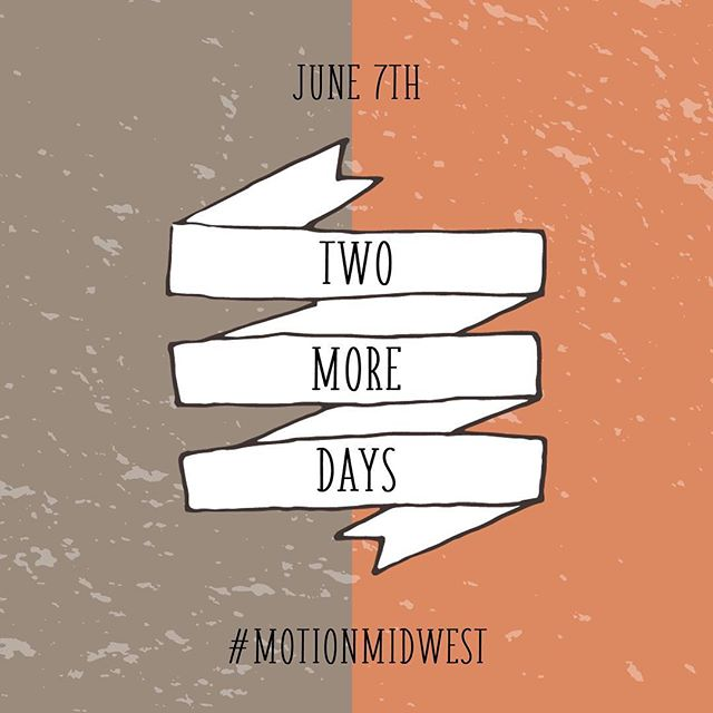 The 1st MOTION Night of the summer is almost here! June 7th... doors open at 6:30pm!⠀⠀⠀ ⠀⠀⠀ #motionmidwest⠀⠀⠀ #summerofmotion⠀⠀⠀ #runningwithgiantsatmotionnight⠀⠀⠀ #games⠀⠀⠀ #freefood⠀⠀⠀ #donuts⠀⠀⠀ #donutbar⠀⠀ #music⠀⠀⠀ #party⠀⠀⠀ #share⠀⠀⠀ #bringafriend