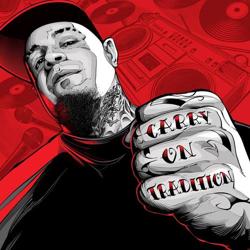 Vinnie Paz - 'Carry On Tradition' (EP)