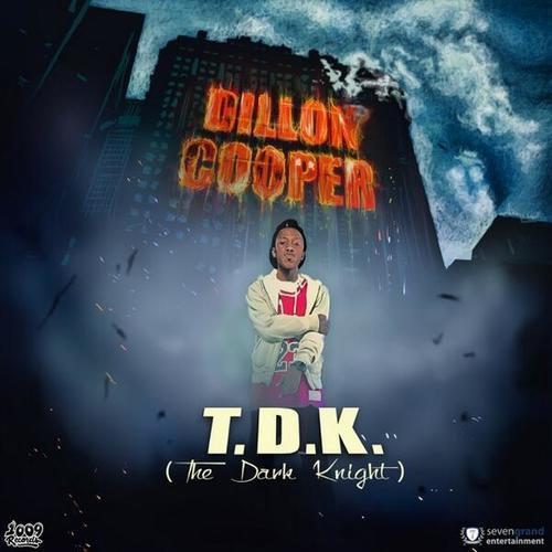 """Dillon Cooper - """"The Dark Knight"""" (Single)"""