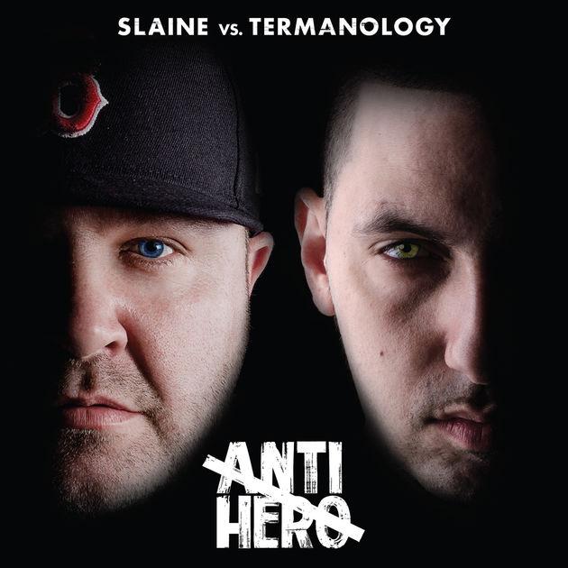 Slaine Vs Termanology - Anti Hero (Album)