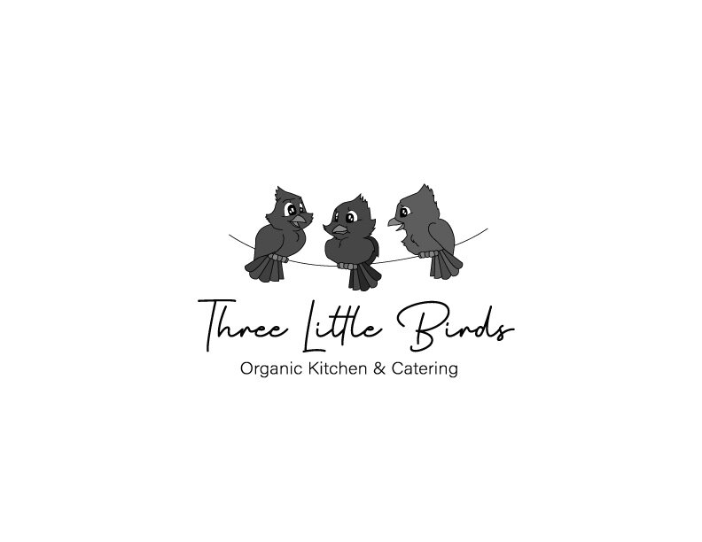 three little birds logo