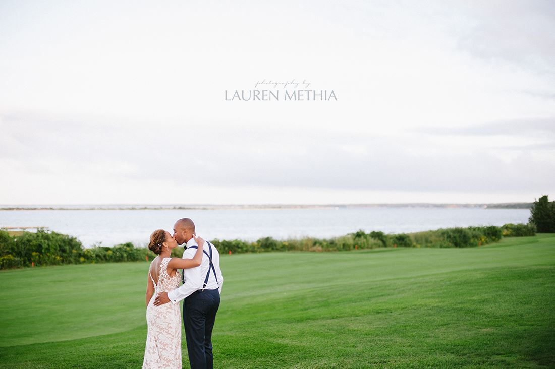 martha's vineyard rustic chic wedding