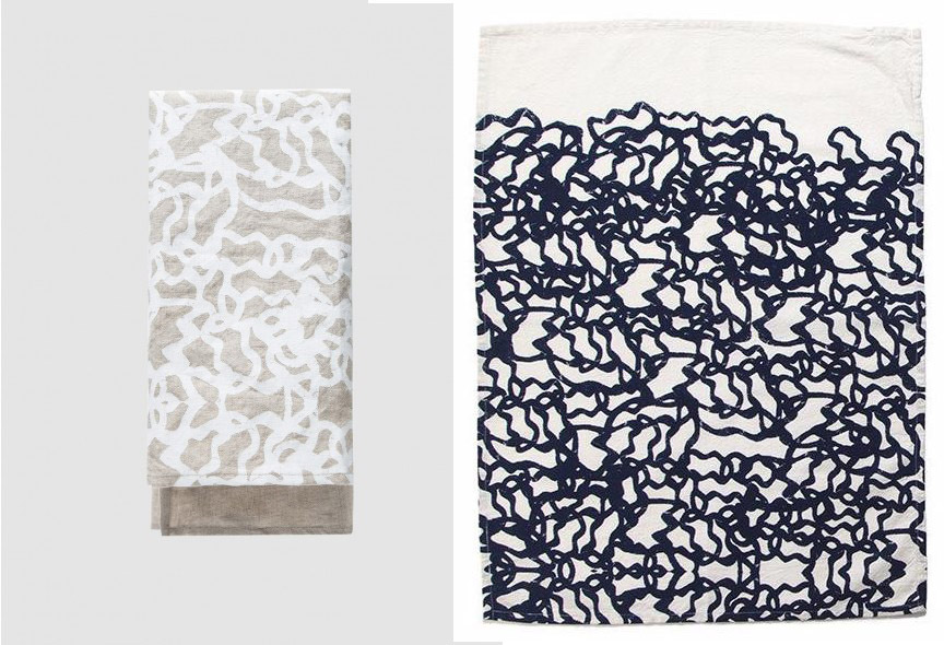 Kitchen Towels with Hawkins New York