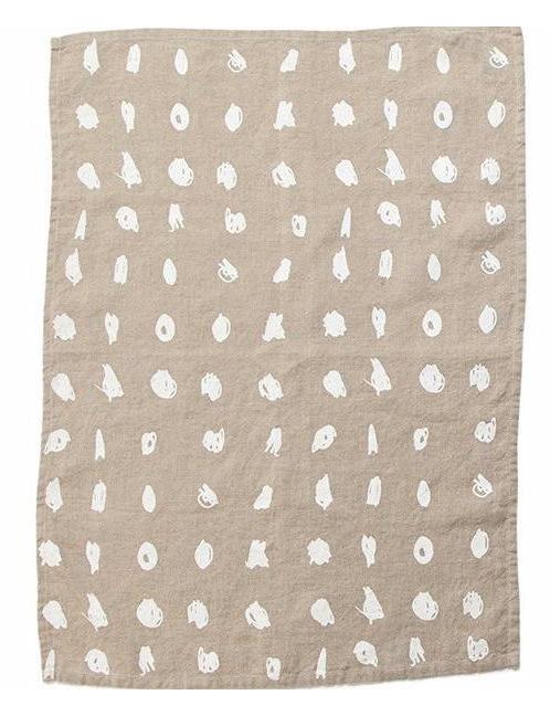 Towel with Hawkins New York