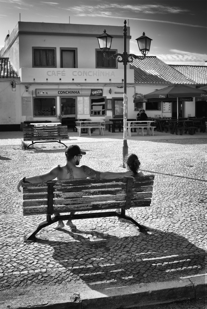 Cafe Conchinha - Sagres - Algarve - Portugal -2016