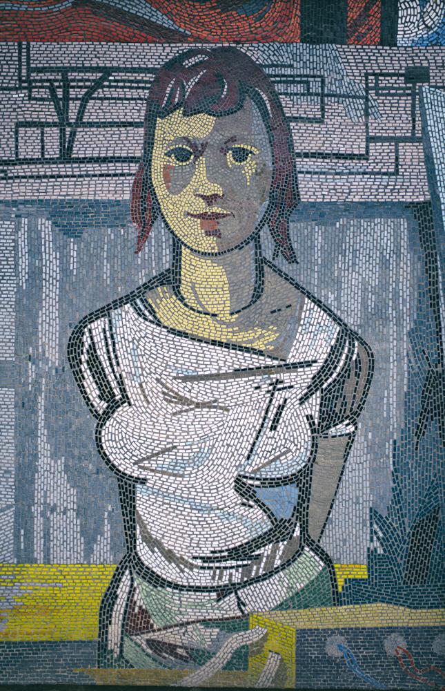 Potsdam mosaic 2016