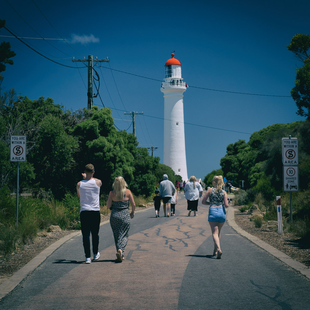Split Point Lighthouse, Aireys Inlet, Victoria, 2016