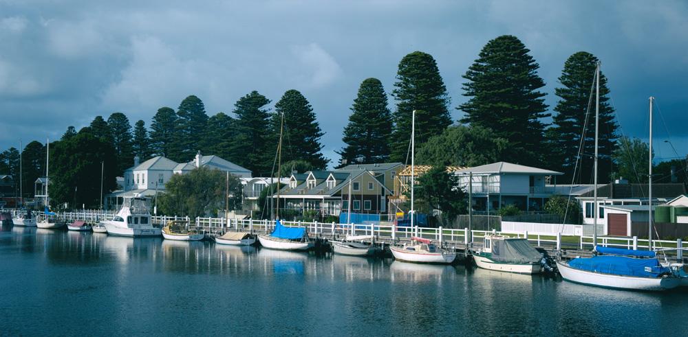 Port Fairy, Victoria, 2016