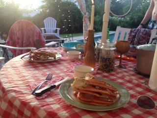 Poolside Crab Legs.JPG