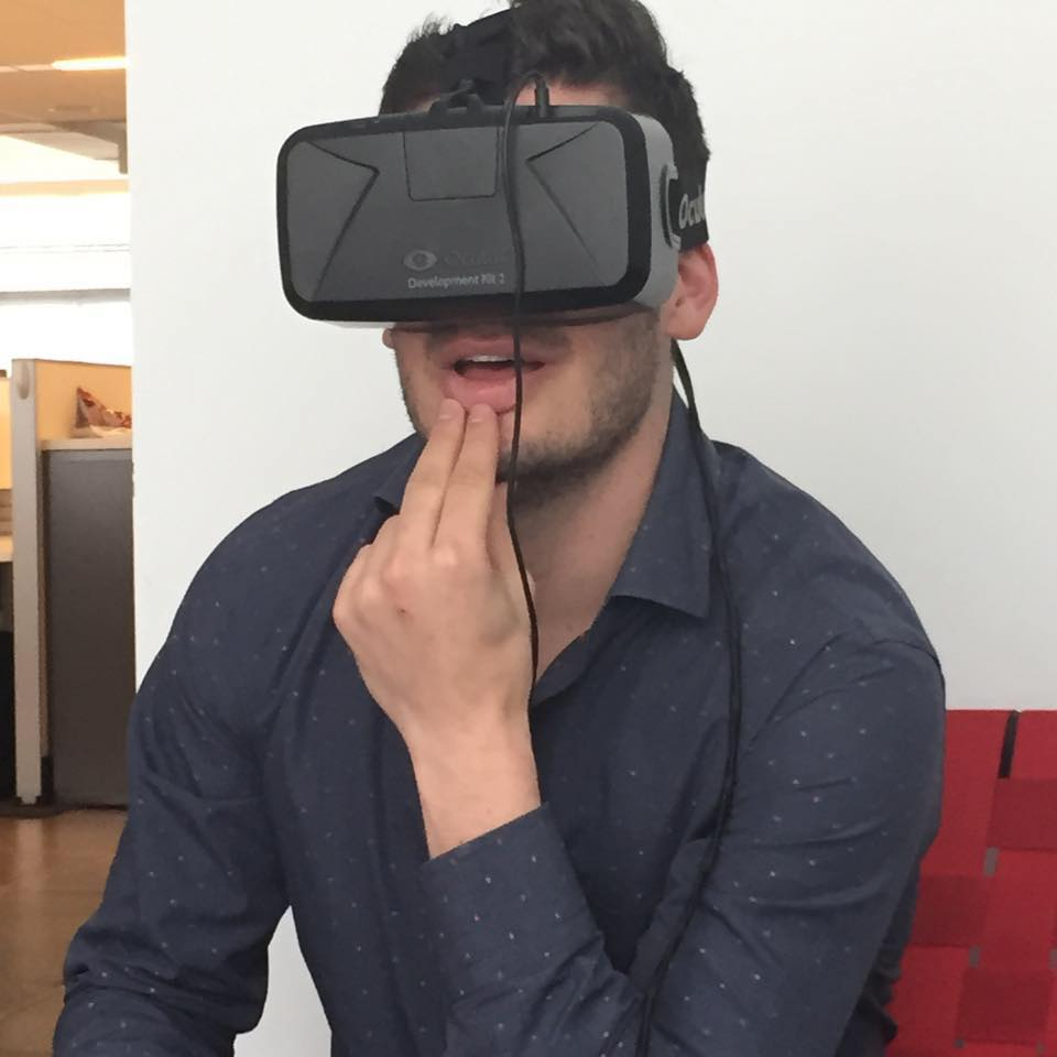 Need a good VR idea? I'm your man.