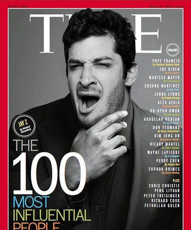 #tbt to reaching the top. #100mostinfluentialpeople