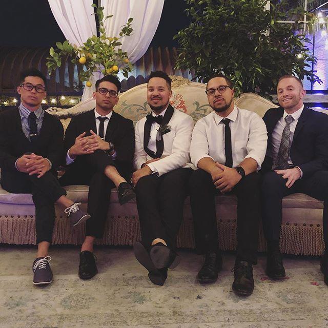 The gentlemen... 🤵🏽