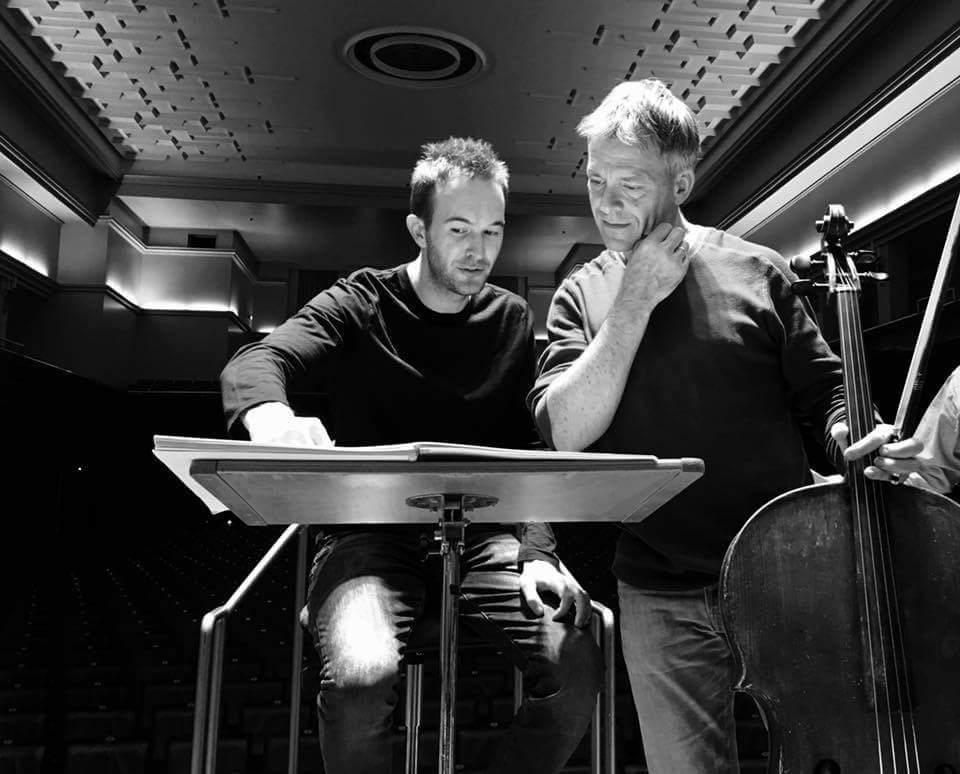 17/ Working with Alban Gerhardt