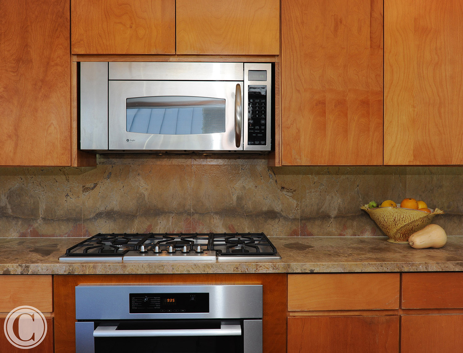 Renovation required that the original look of the kitchen remain the same | Cornelius Construction Company