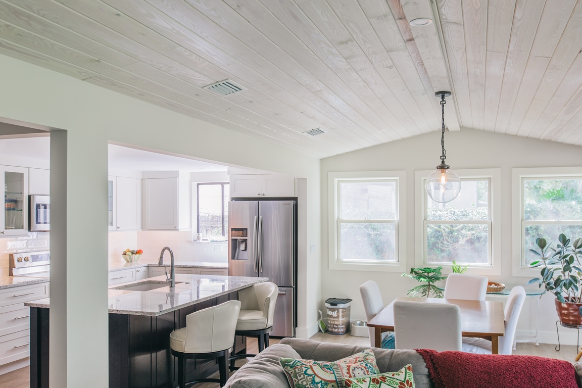 Kitchen | porch renovation, Jacksonville Beach, Florida  © Cristina Danielle Photography