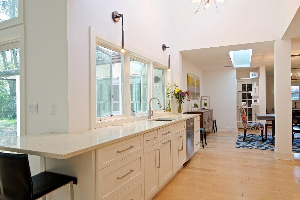 Gut-Renovation, Kitchen & Main Living Areas, Atlantic Beach, FL | Cornelius Construction Company