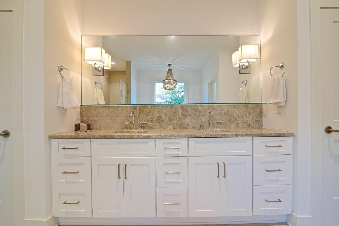 Design-Build Home Addition, Master Bathroom, Atlantic Beach, FL | Cornelius Construction Company