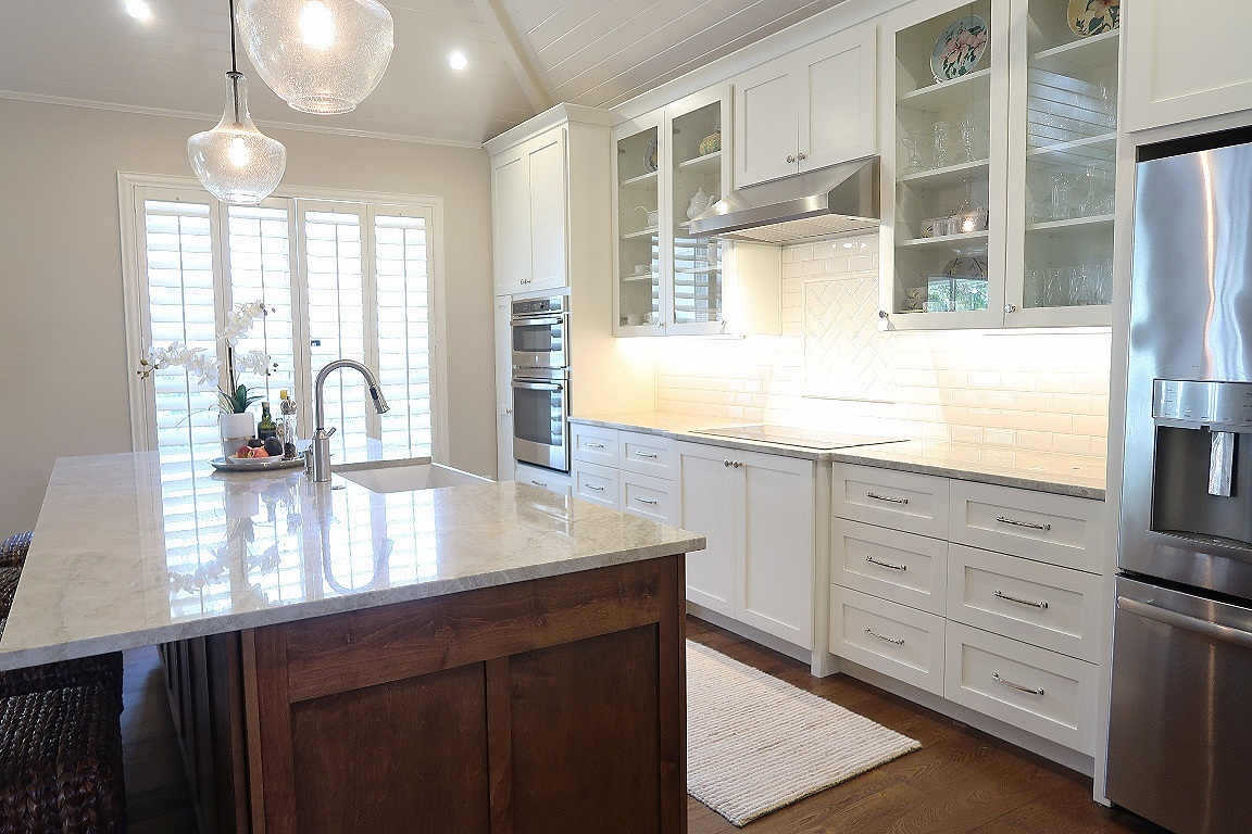 Design-Build Kitchen Gut Renovation, Oceanwalk, Atlantic Beach, FL | Cornelius Construction Company