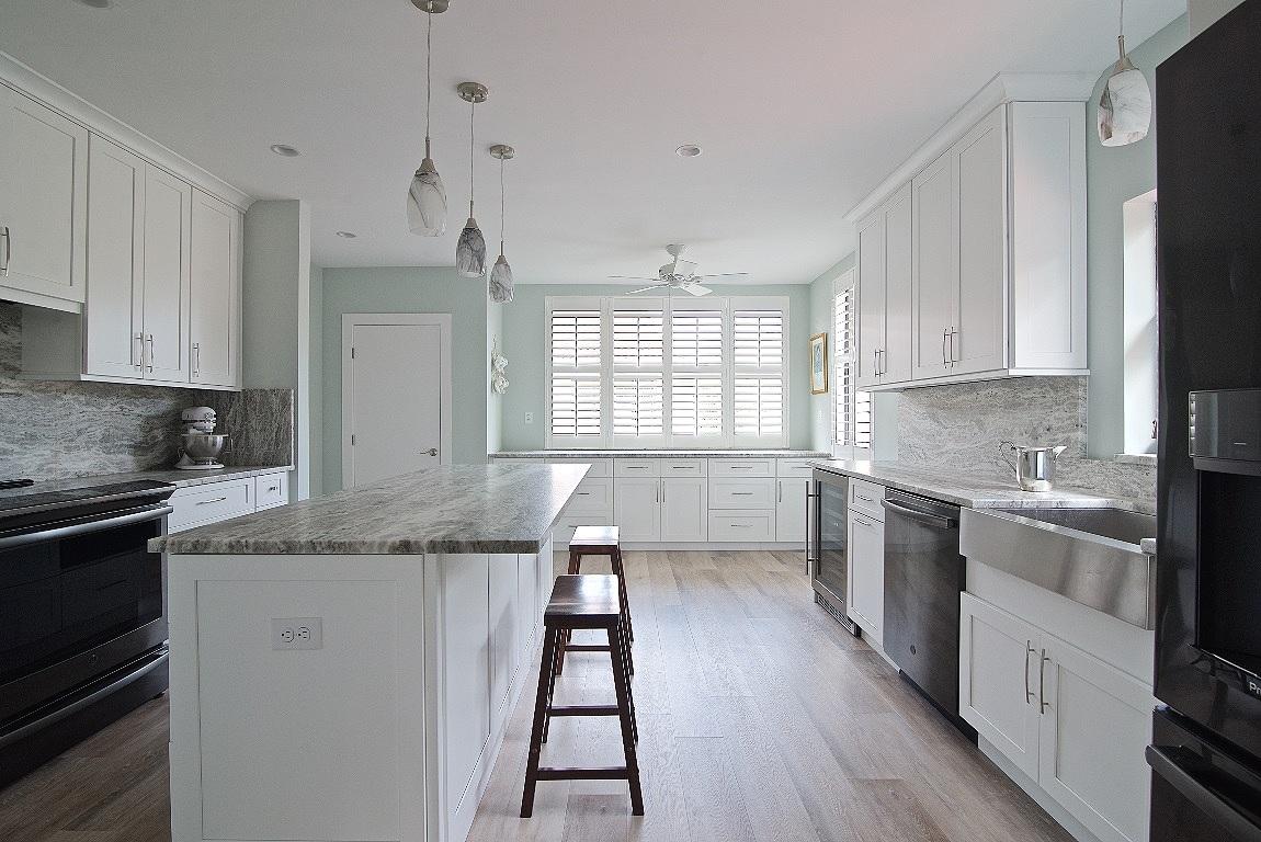 Kitchen Renovation, Sevilla Condominiums, Atlantic Beach, FL | Cornelius Construction Company