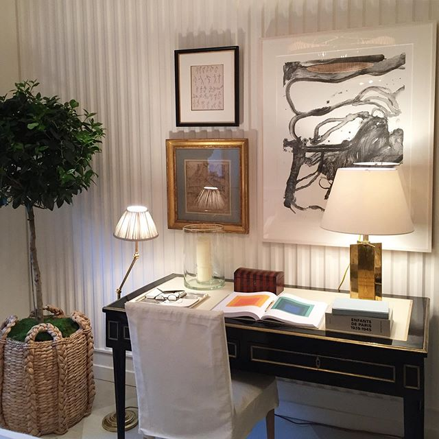 Some highlights from this year's @kbshowhouse - it's a fabulous show, @cabeth and I loved it!