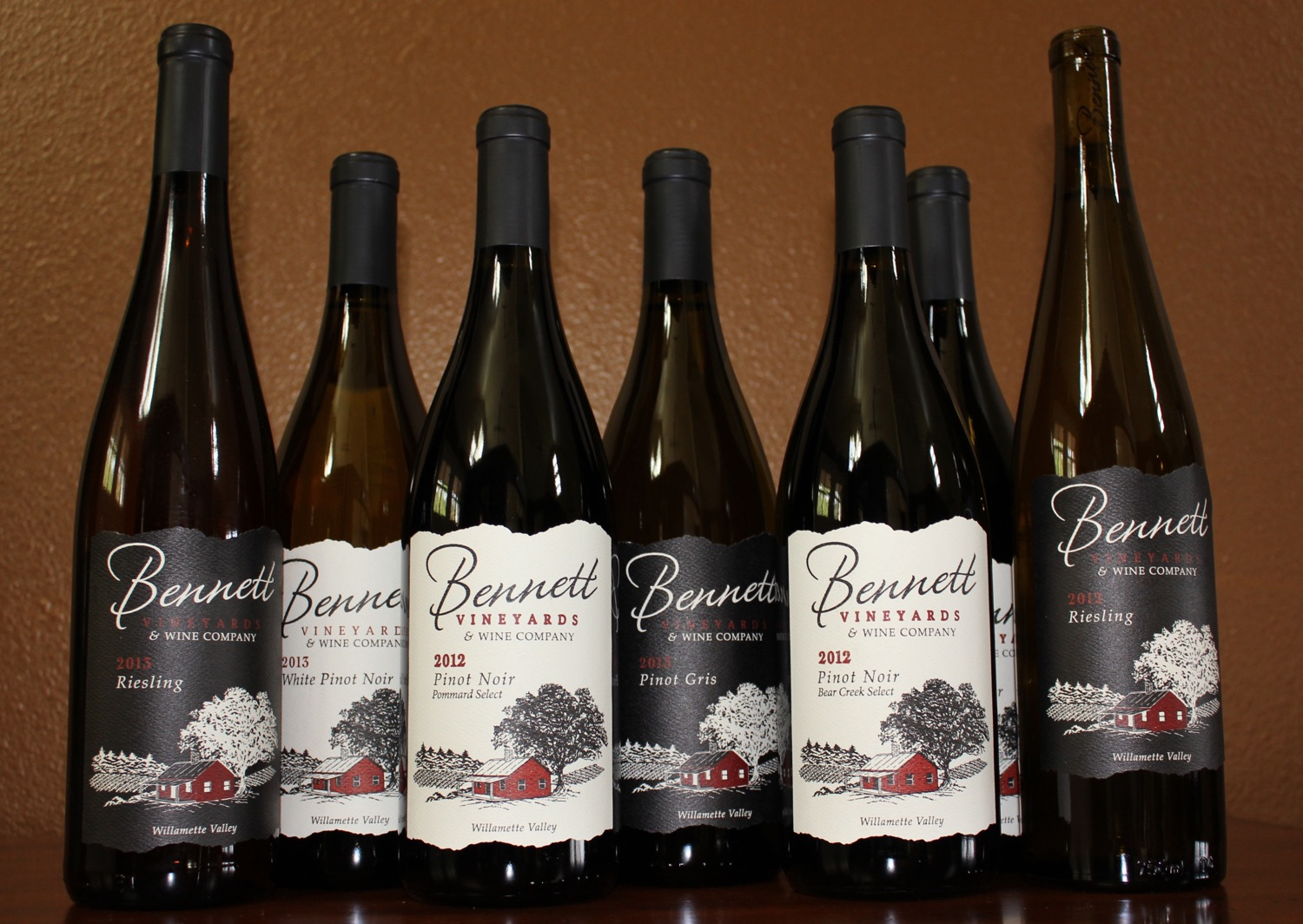 Our artisanal wines are only available at the Tasting Room and through our website