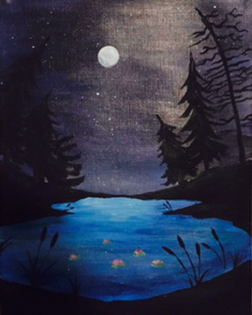 moonlit-pond