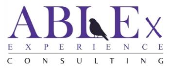 The original ABLEx logo