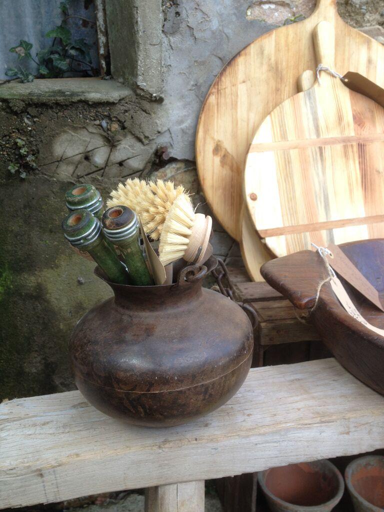 Indian Well Bucket