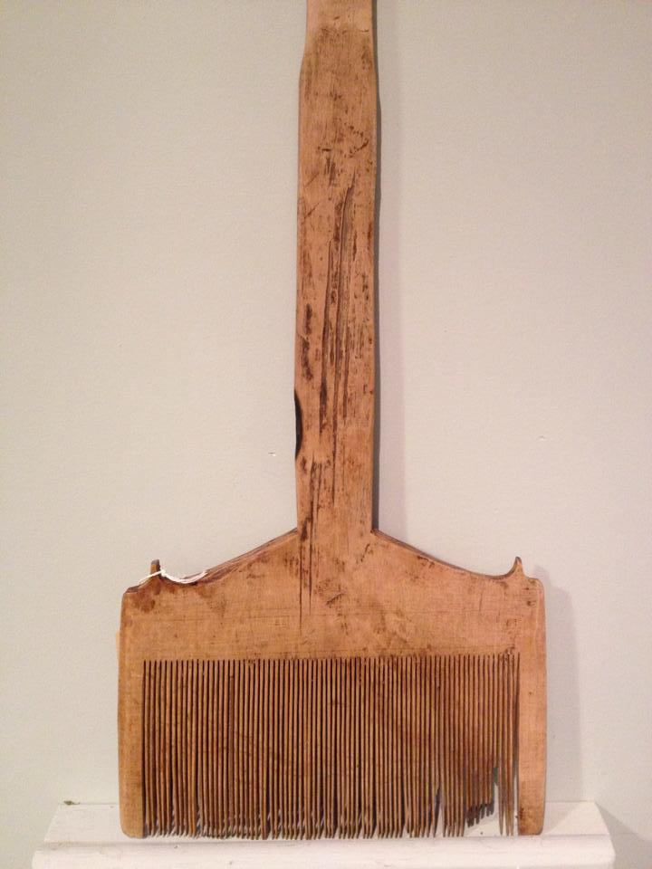 Flax Comb