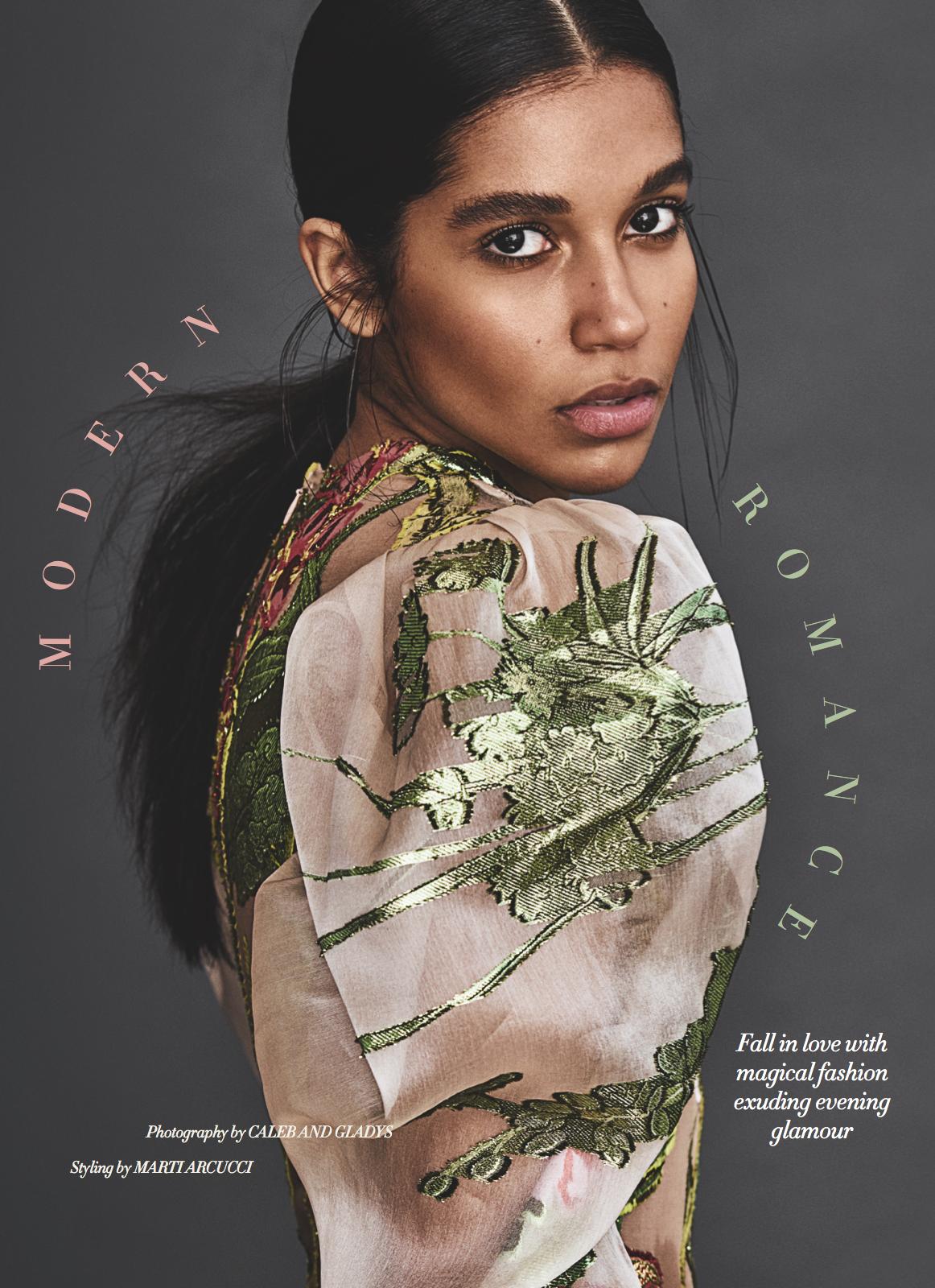 06/2018 Harper's Bazaar Arabia June 2018 Issue