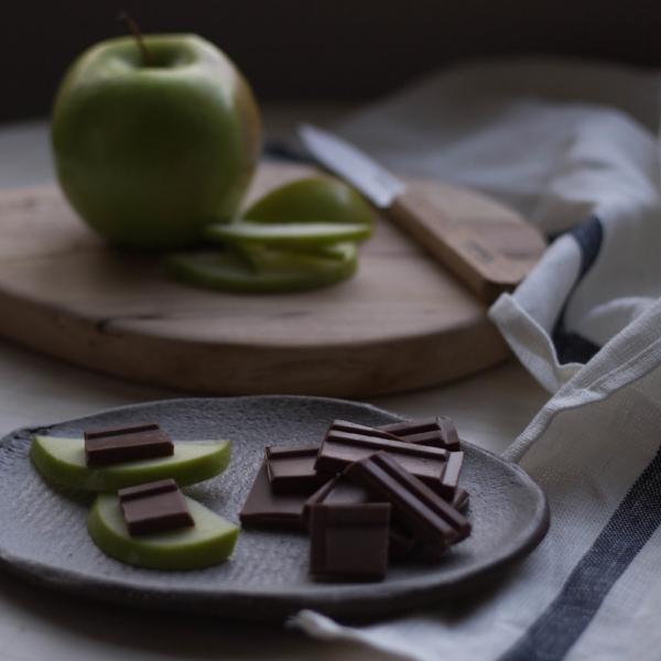 MilkChocolateGreenApple