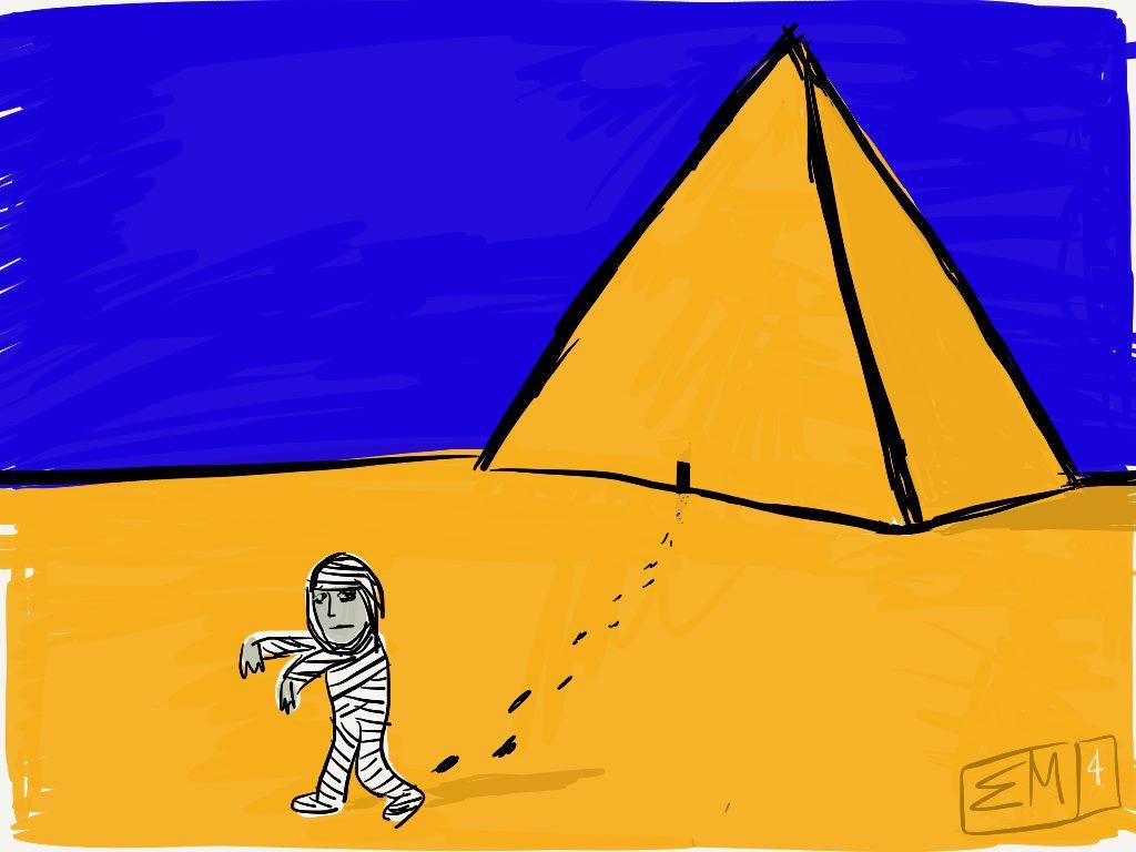 4-The Mummy