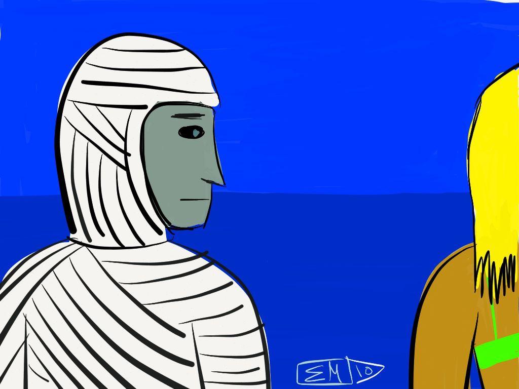10- The Mummy