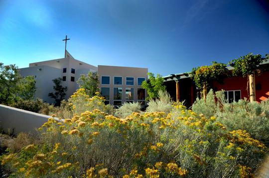 Norbertine Retreat Center, Albuquerque, NM