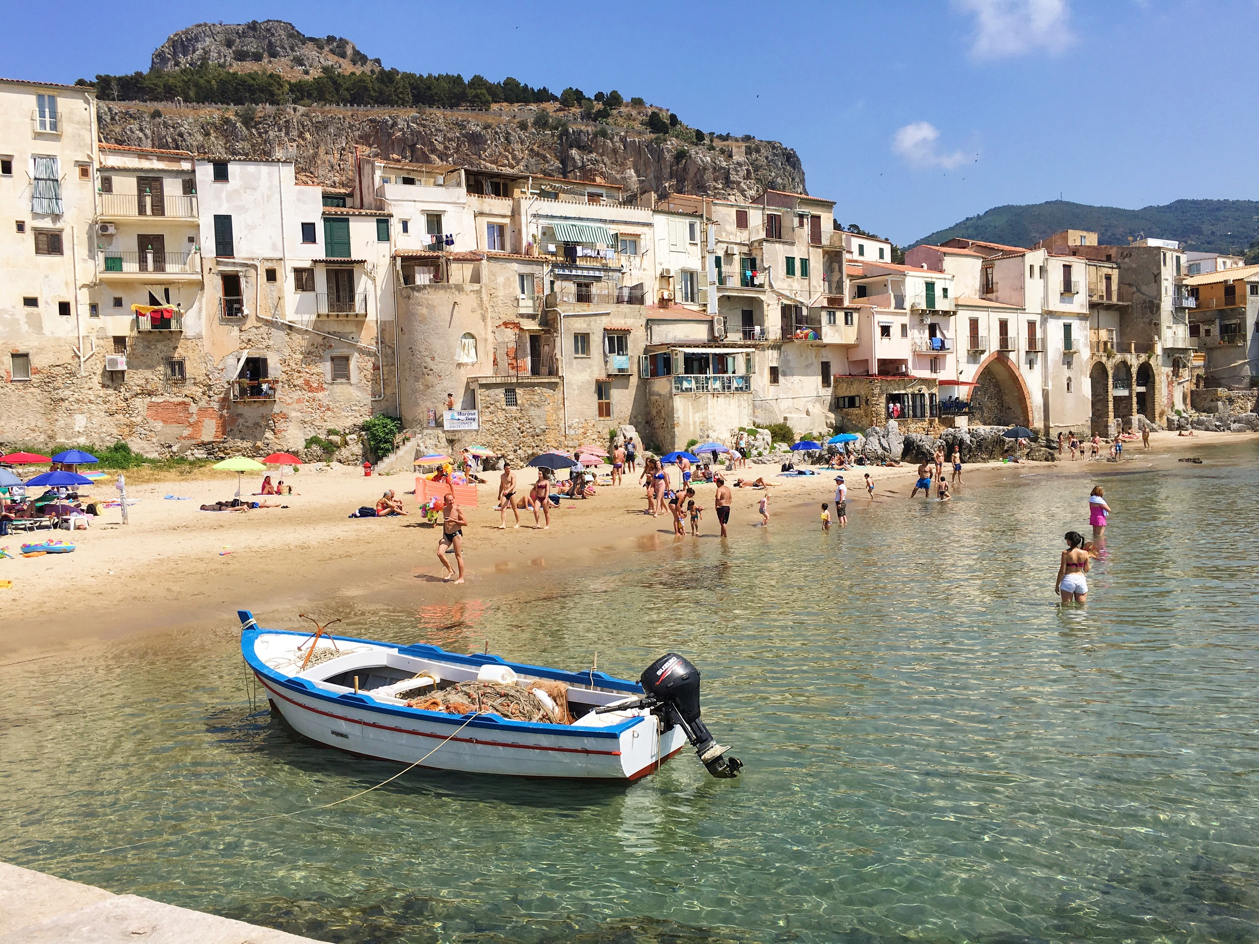 these boats are everywhere in Sicily and very photogenic
