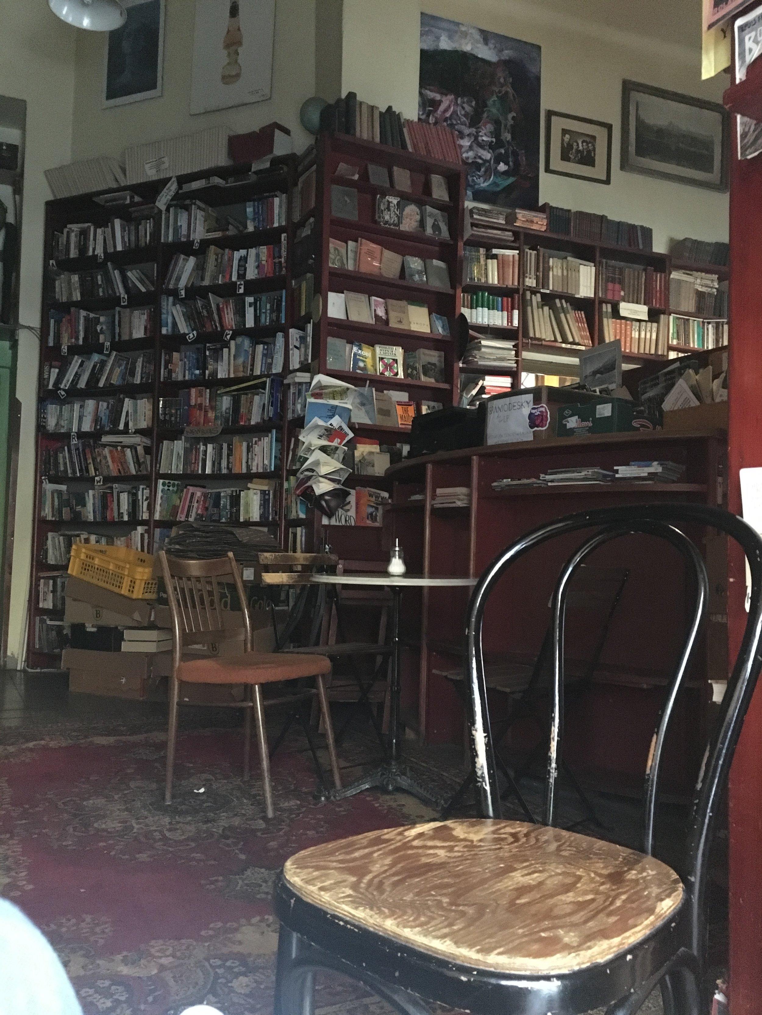 Ouky Douky Cafe