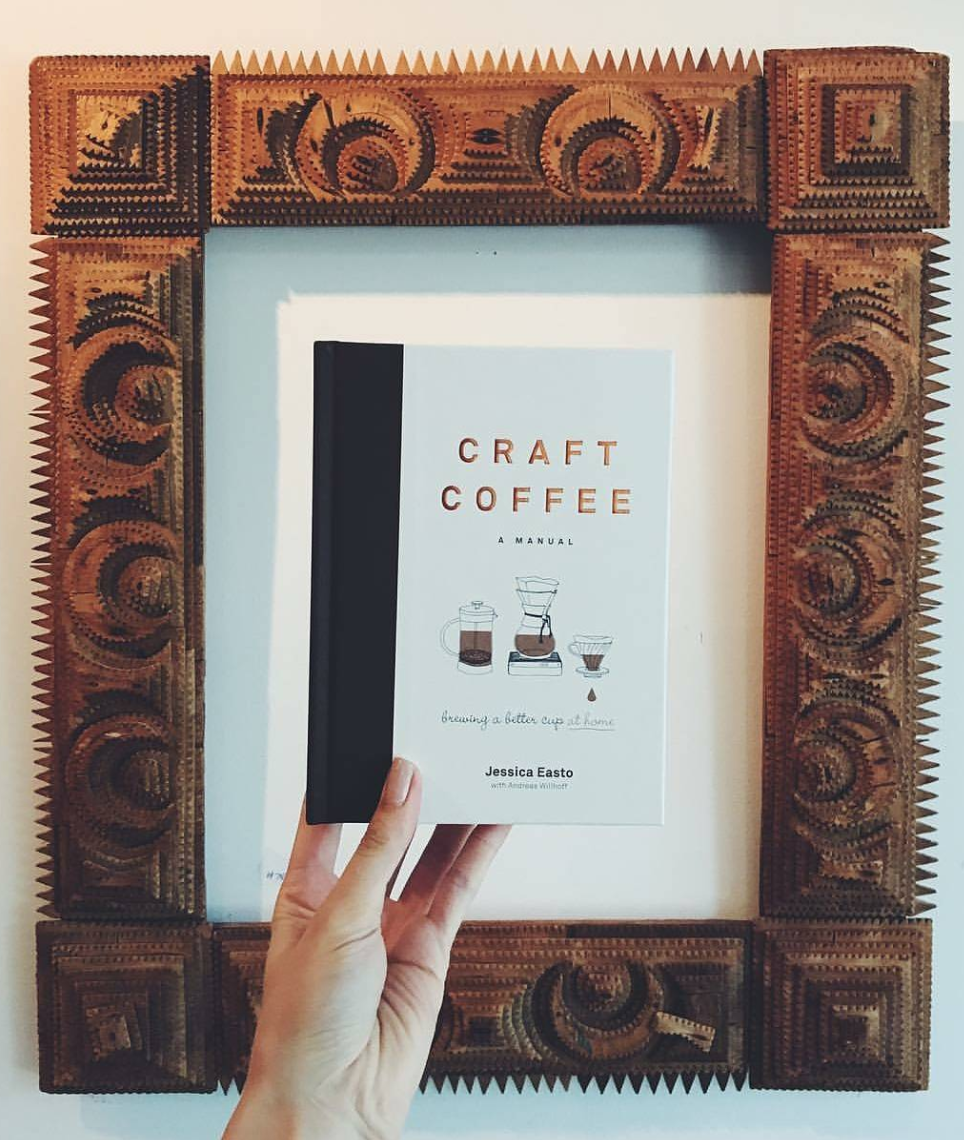 picture from @craftcoffee_amanual