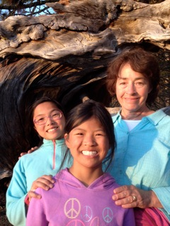 Challenges in Alaska are welcomed by Mentor Trousil's family.