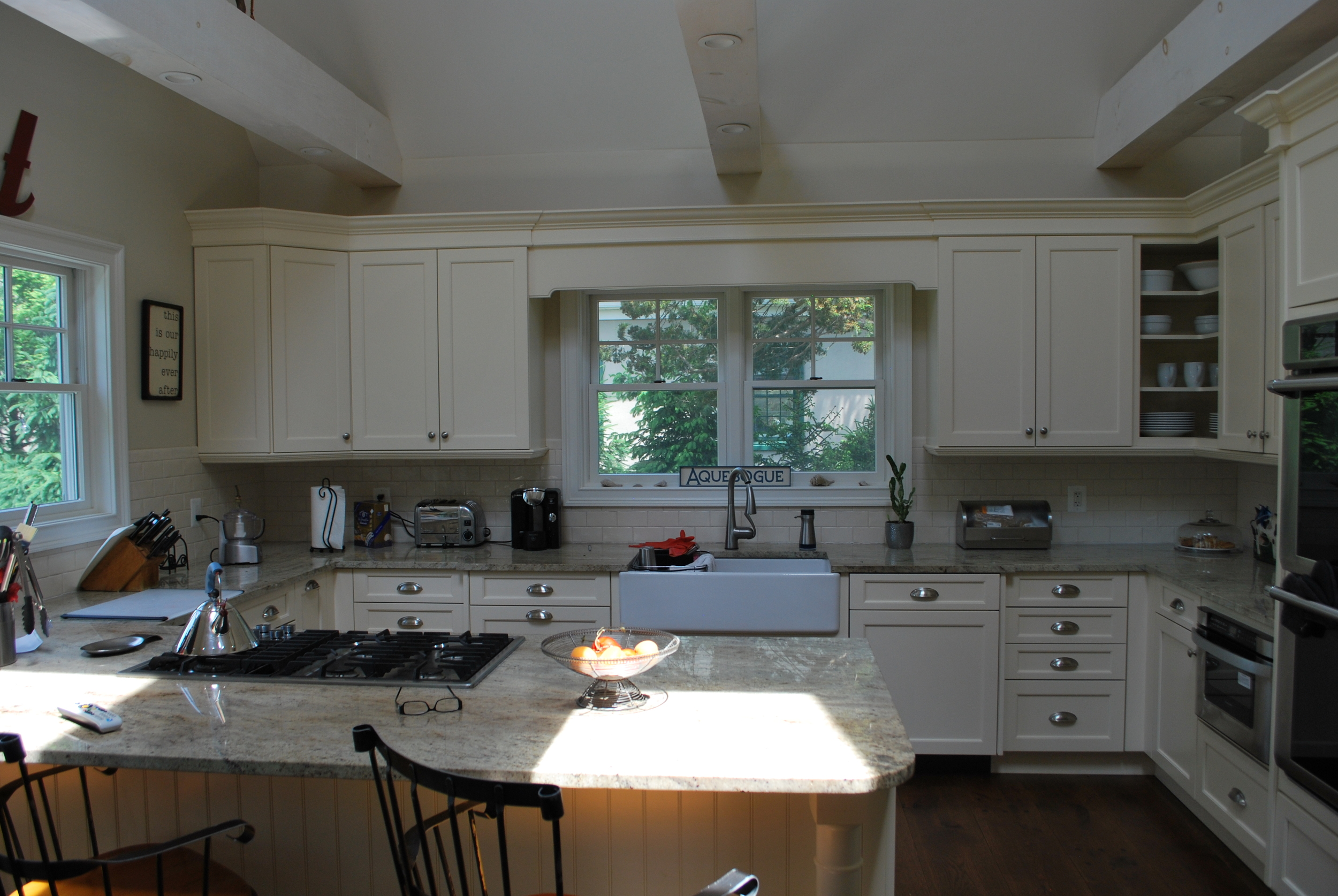 The kitchen is considered the heart of a home. It's the room most frequently used. It's a place where guests gather for social occasions. And it is the one room in your entire house that typically reflects the personality of your household. Contact Us
