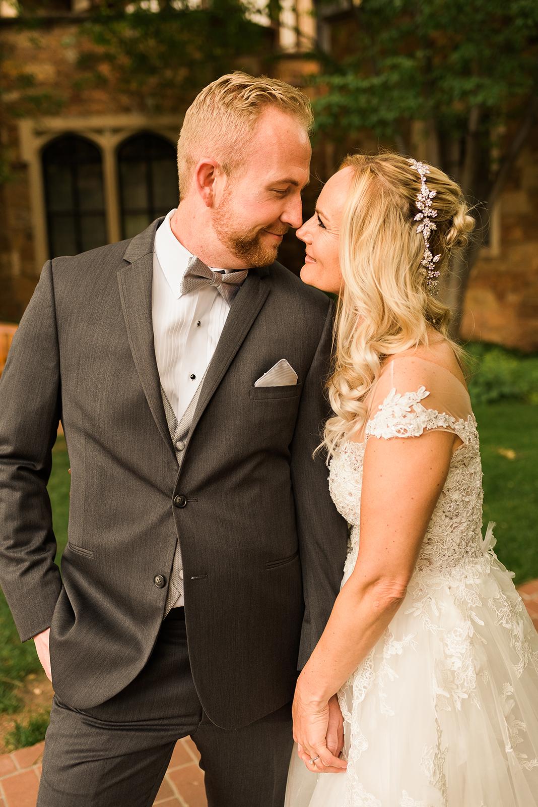 Glen Eyrie Castle Wedding in Colorado Springs