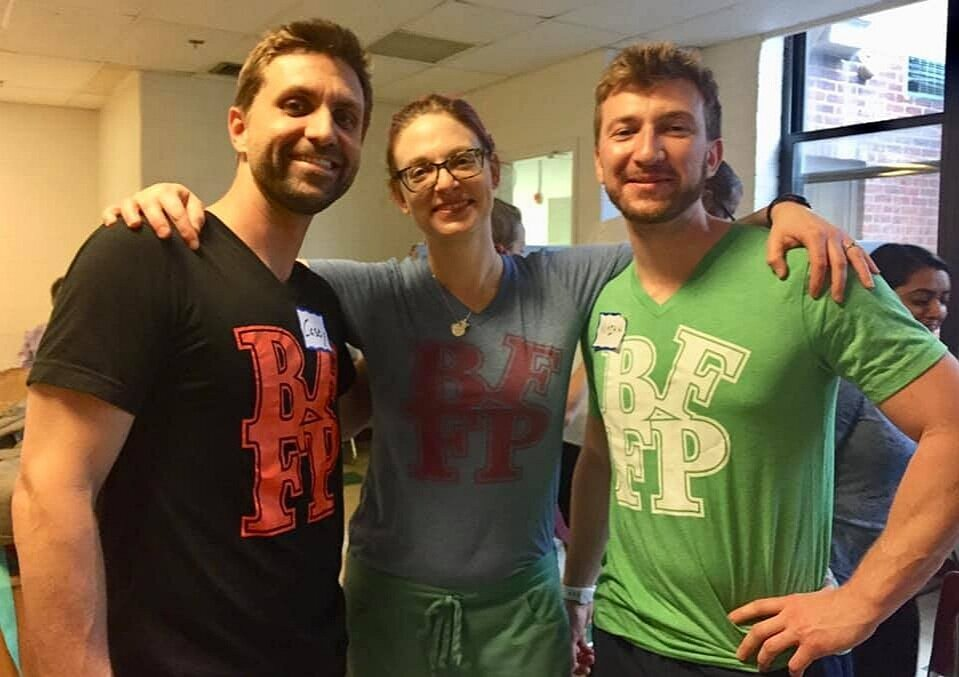 Rep BFFP and your favorite Philly team! -