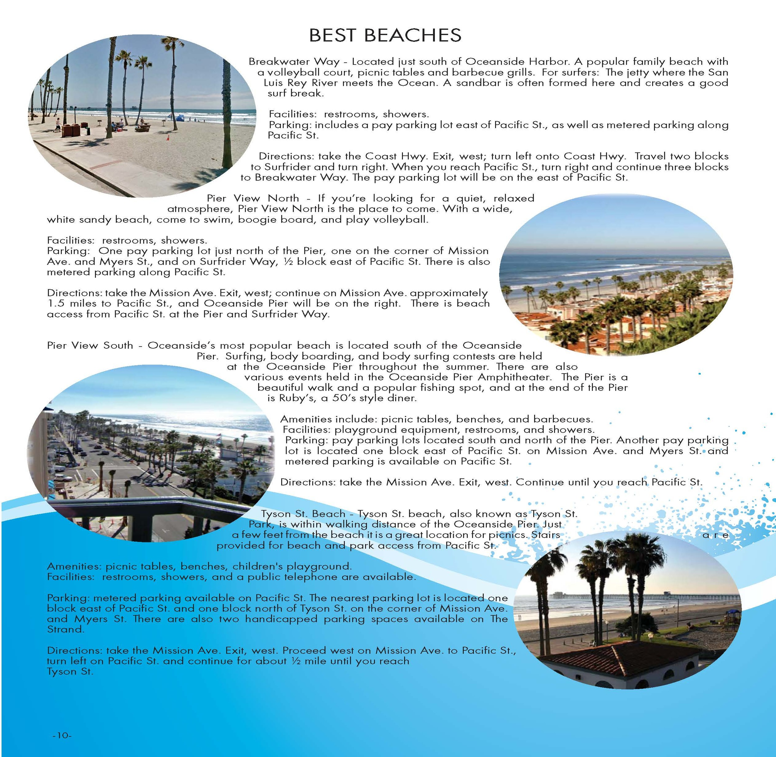 Best Beaches in Oceanside