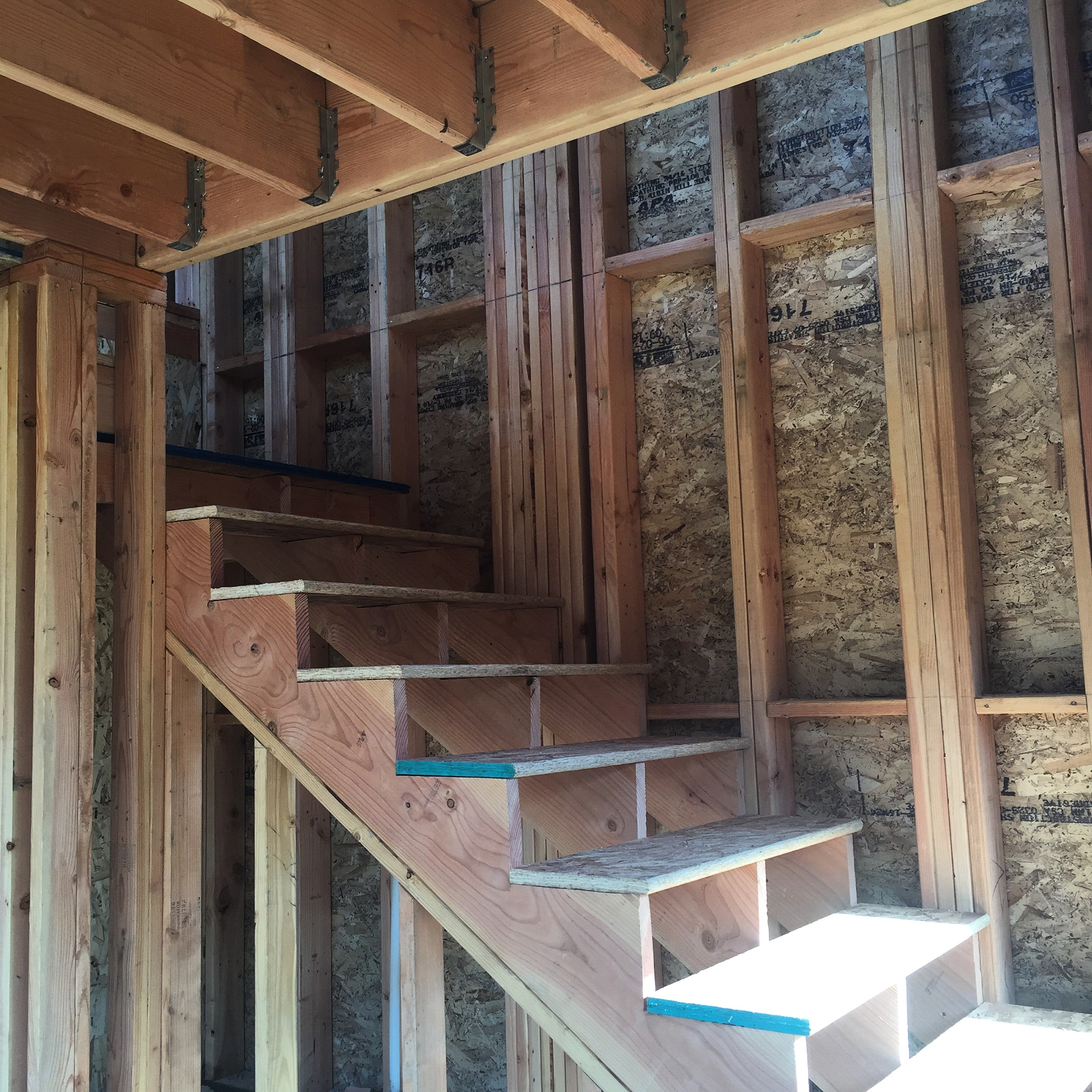 STAIRS INSTALLED